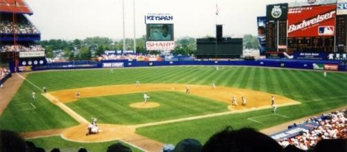Shea Stadium - View from Loge - flickr.com