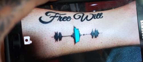 """Skin Motion, i tatuaggi che si """"suonano"""" con lo smartphone ... - libero.it"""