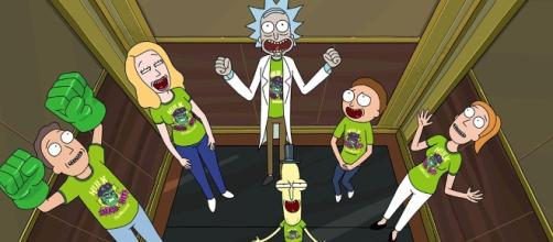 "Teasers are just piling up as new ""Rick and Morty"" Season 3 trailer has been released. (Photo - denofgeek.com)"