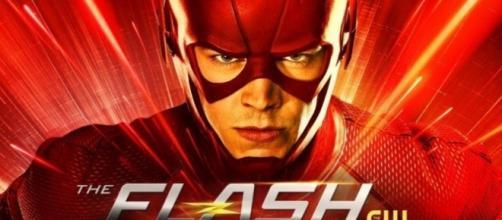 The Flash tv show logo image via Flickr.com