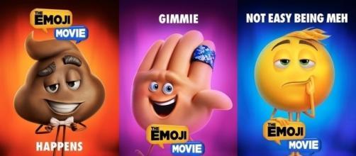Un primo sguardo alle foto tratte da Emoji - Accendi le emozioni.