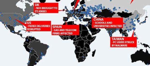 A Europol está trabalhando junto a empresas de segurança cibernética e outras agências para descobrir os responsáveis pelo ataque