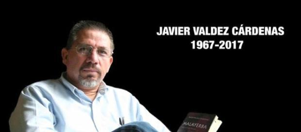 El saludo de Riodoce a su reportero Javier Valdez Cárdenas
