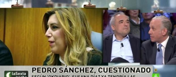 LA SEXTA TV | Susana Díaz tendría las firmas para que el congreso ... - lasexta.com