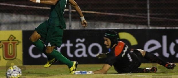 Luan Rocha atuava pelo Boavista (Foto: Reprodução)