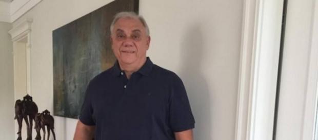 Marcelo Rezende passa por um momento difícil em sua vida