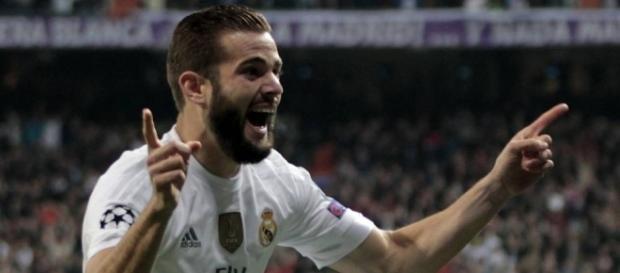 Menuda temporada la de Nacho Fernández en el real Madrid