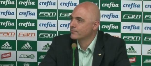 Presidente do Palmeiras já tinha desmentido a informação