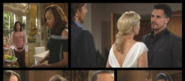 The Bold and the Beautiful Spoilers: Bill Takes Back Offer, Says ... - celebdirtylaundry.com