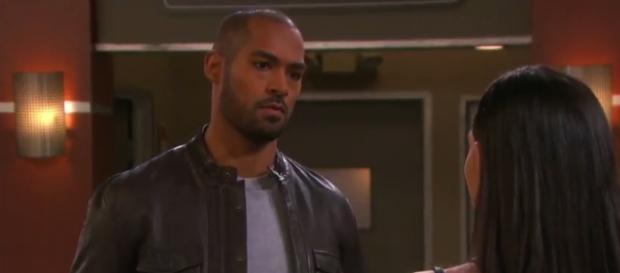 Why does Eli break up with Gabi on 'Days Of Our Lives?' Image via Novela da Soap Opera/Photo Screencap via NBC/YouTube.com