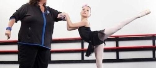Abby Lee Miller and Maddie Zeigler Dance Moms from the Blasting News Library