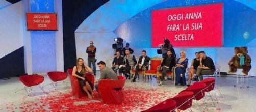 Anna Munafò, Emanuele Trimarchi, Uomini e Donne