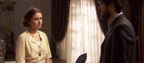 Anticipazioni Il Segreto al 27/05: Bea scopre Hernando è suo padre e rischia