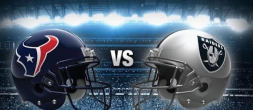 Raiders vs Texanos nominado al mejor evento del año