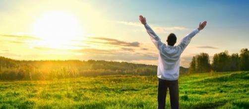 En lo negativo vive la experiencia y aprender para seguir creciendo y en lo positivo satisface tu alma.