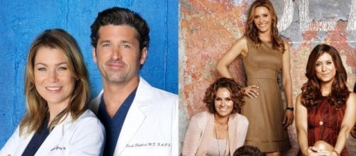 Grey's Anatomy vs. Private Practice from Mother Show vs. Spinoff ... - eonline.com