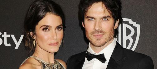 Ian Somerhalder and Nikki Reed announce they're expecting their ... - mirror.co.uk