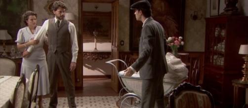 Il Segreto, anticipazioni: Atilano toglierà Marcos a Sol e Lucas?