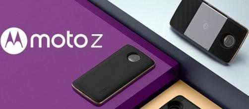 Moto Z2 Play press renders leaked - Gizchina.com - gizchina.com