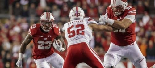 Nebraska Cornhuskers vs Wisconsin Badgers 10/29/2016 - NDT Scouting - ndtscouting.com