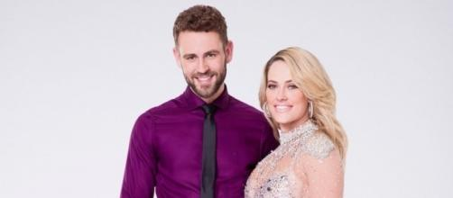 Nick Viall represents 'The Bachelor' and 'Dancing with the Stars' - Photo: Blasting News Library - pinterest.com