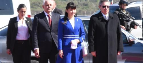 The eldest granddaughter of Japan's emperor is to give up her royalty just to marry a legal assistant. Photo via - cnn.com