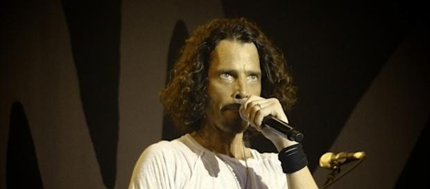 Chris Cornell durante un live - Flickr.