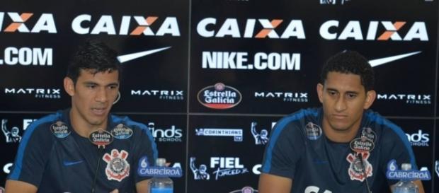 Corinthians pode perder dupla de zaga