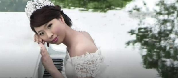 Ensaio fotográfico de Q May Chen, de 28 anos, que tem câncer terminal
