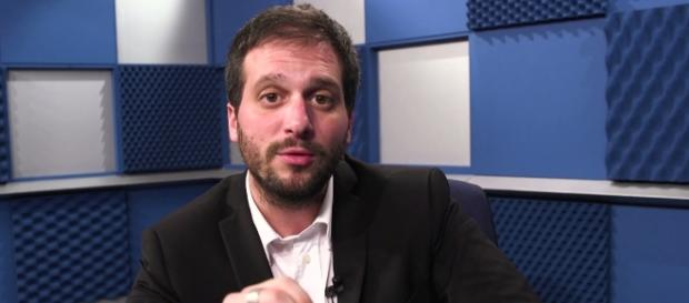 Gaetano Pecoraro, autore del reportage in Argentina (foto: palermo.blogsicilia.it)