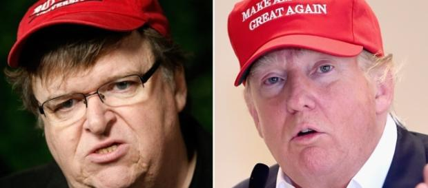Michael Moore's 'October surprise': New anti-Trump, pro-Hillary ... - cnn.com