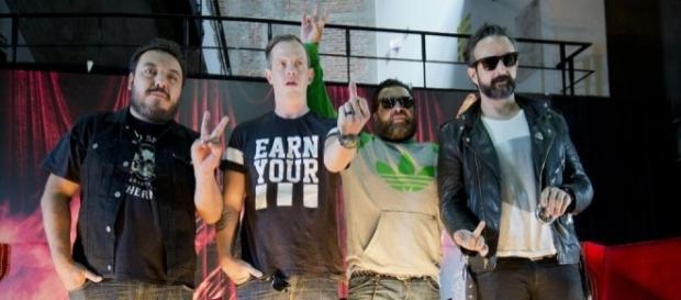 El grupo musical Molotov fue víctima de la delincuencia.