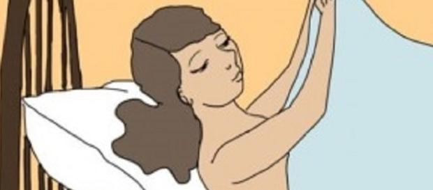 Saiba o que acontece se uma mulher dormir sem calcinha.