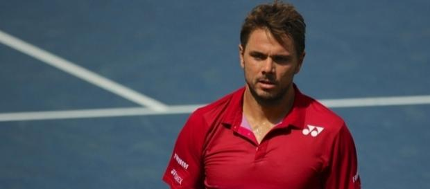 Swiss tennis player Stan Wawrinka. Photo by Marianne Bevis -- CC BY-ND 2.0