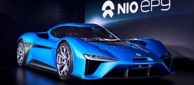 The NIO EP9 – it's Chinese, it's electric, & it smashed the ... - telegraph.co.uk