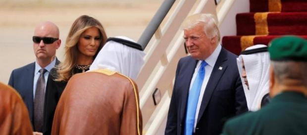 Trump a Riad, mentre il legali preparano le procedure di impeachment - art-news.it