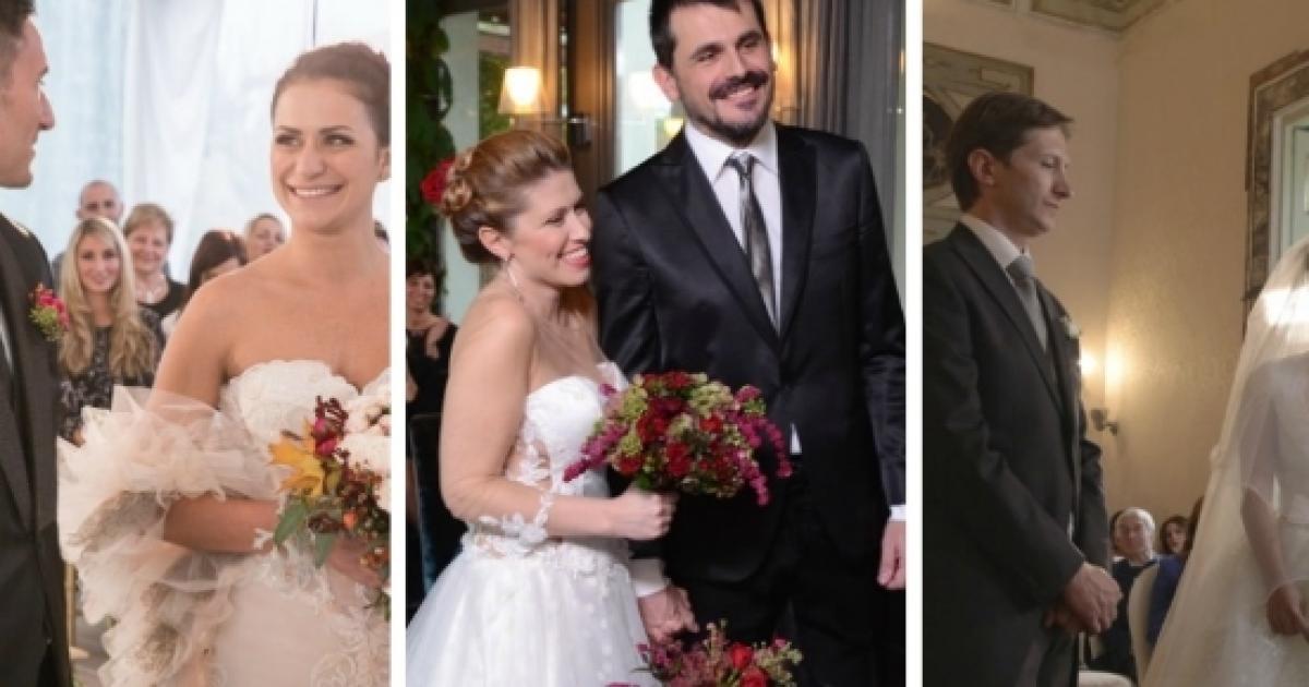 Matrimonio In Prima Vista : Matrimonio a prima vista le nuove coppie foto matrimonio a