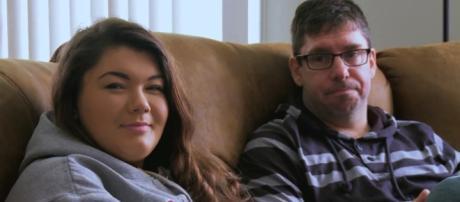 Amber Portwood and Matt Baier's wedding called off - Screenshot via MTV.com