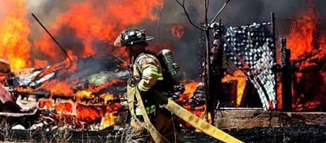 Fire destroys several buildings in Brisbee, Arizona ...Image - svherald.com