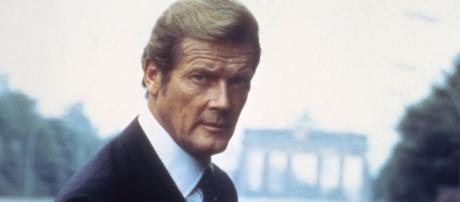 Roger Moore was a memorable 'James Bond'
