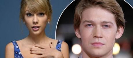 Taylor Swift 'has been secretly dating' rising British star Joe ... - mirror.co.uk