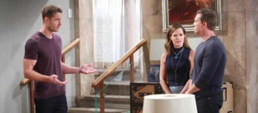 "As the ""Young and the Restless"" continues, Adam and Chelsea will face their divorce issue. Photo - sheknows.com"