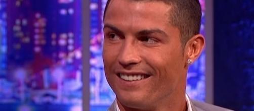 Cristiano Ronaldo, attaccante del Real Madrid