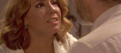 Emilia comunicherà a suo marito di essere stata narcotizzata da Cristobal