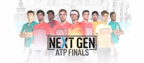Il logo delle Next Gen ATP Finals (atpworldtour.com)