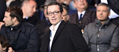 L1 - Marseille : Eyraud établi une liste noire d'agents pour un OM ... - mercato365.com