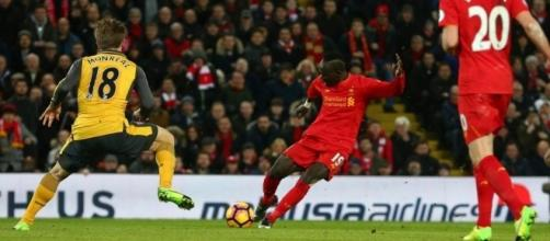 Liverpool forward Sadio Mane has urged the Reds to find some ... - thesun.co.uk
