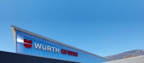 Palaghiaccio Würth Arena – Egna (BZ) | Mak Costruzioni - makcostruzioni.it