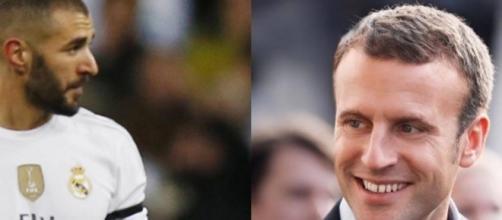 Real Madrid: Benzema en contact avec Emmanuel Macron!