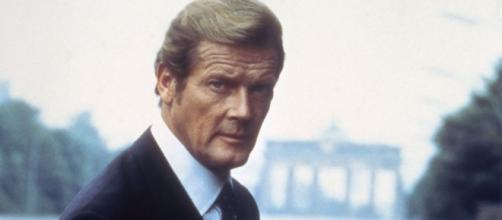 Roger Moore was a memorable 'James Bond'